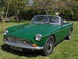 1979 MG MGB Green Guy Larpent