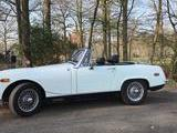 1976 MG Midget 1500 Glacier White Jan Jacobs