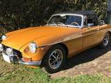1972 MG MGB MkIII Bronze Yellow BLVC 15 Filip H
