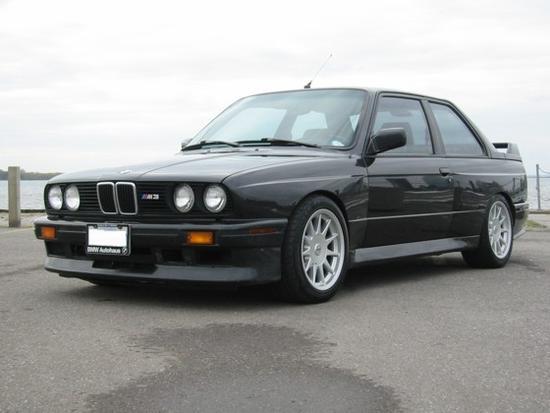 1990 BMW E30 M3 WBSAK0313LAE33941  Registry  The MG Experience