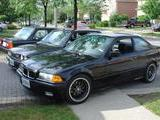 1994 BMW 325is Black Colin King
