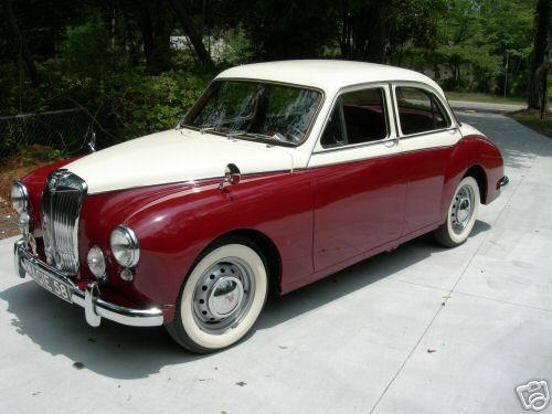 Used Cars Charlotte Nc >> 1958 MG Magnette ZB Varitone (FDC79879) : Registry : The ...