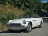 1963 MG MGB White Roger Los