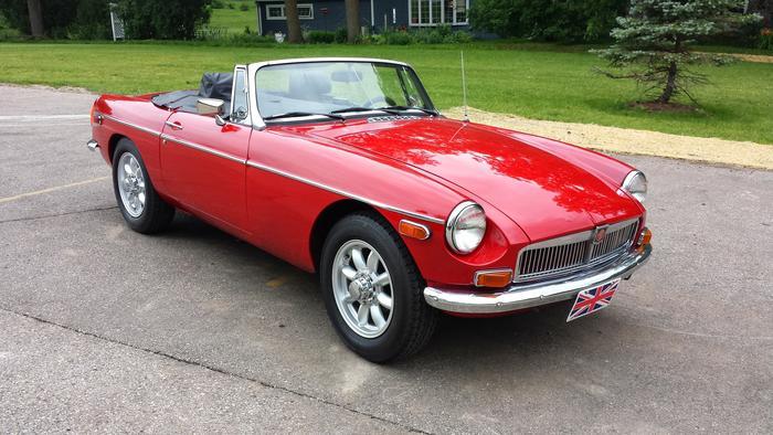 1974 MG MGB for Sale | ClassicCars.com | CC-1079388