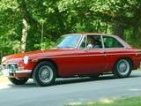 1973 MG MGB GT Red Mark Bohm