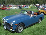 1974 MG Midget Blue Michael Bruno
