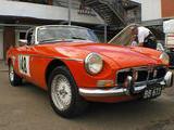 1972 MG MGB MkII