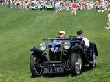 1935 MG P Type Midget
