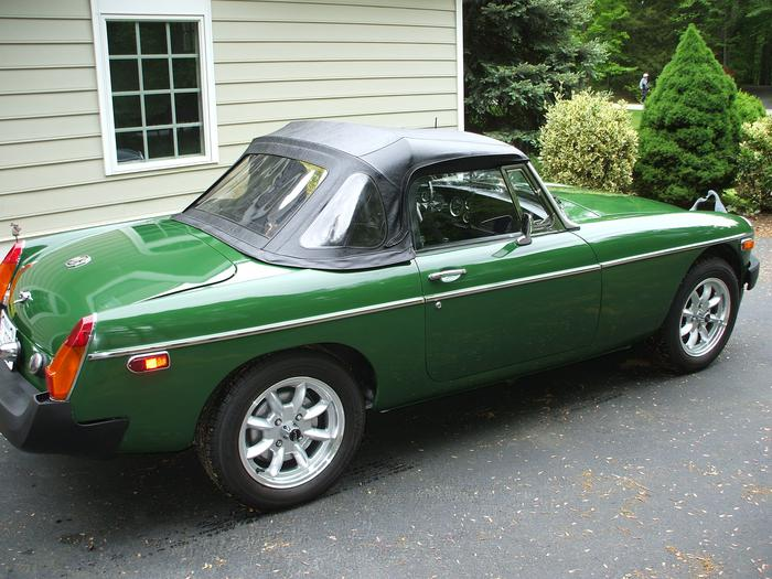 Nj Vehicle Inspection >> 1980 MG MGB (GVVDJ2AG505654) : Registry : The MG Experience