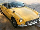 1964 MG MGB MkI Sun Yellow Jim Holloway