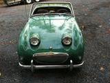 1961 Austin Healey Bugeye Sprite Leaf Green Phil Arty Williams