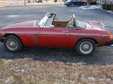 1978 MG MGB Carmine Red Jack Mullen