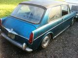 1966 MG 1100 Blue Green Tom Rex