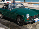 1971 MG Midget MkIII Green Seth Jones