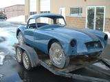 1958 MG MGA 1500 Coupe
