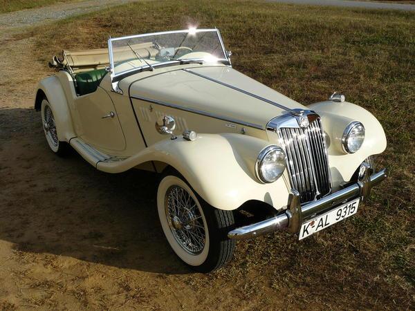 1955 MG TF 1500 (HDC467924) : Registry : The MG Experience
