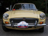 1969 MG MGC GT Maple Leaf Gold Ellis King