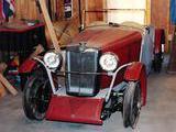 1932 MG F type Magna