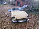 1972 MG MGB Harvest Gold Olin Reed