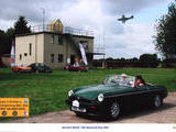 1977 MG MGB British Racing Green Allan Thompson