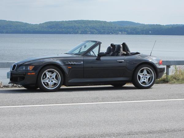 1998 BMW Z3 M Roadster WBSCK9335WLC85041  Registry  The MG