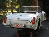 1973 MG Midget MkIII Oxford White Mike s 73 Midget