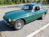 1975 MG MGB BRG John McLaughlin