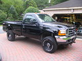 2001 Ford F 350 Black Jed Jedrey