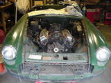 1976 MG MGB V8 Conversion