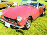 1973 MG Midget MkII Red Richard Lenz