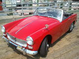1967 MG Midget Tartan Red Edward Long