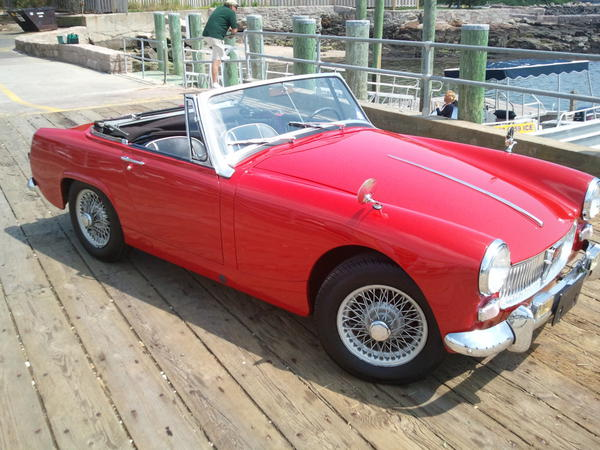 Share your mg midget vin numbers with